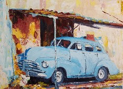 SOLD Cuban Taxi